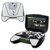MightySkins Protective Vinyl Skin Decal for NVIDIA Shield Portable wrap cover sticker skins Retro Gamer 2