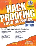 img - for Hack Proofing Your Network (Second Edition) by Ryan Russell (2002-03-31) book / textbook / text book