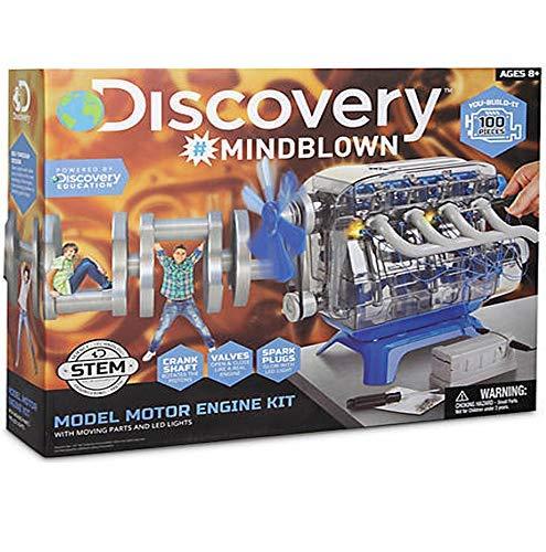 Mindblown STEM Model Motor Engine Kit ()