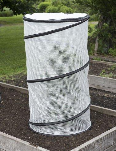 Gardener's Supply Company Pop-Up Pepper Protector