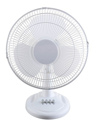 "12"" Oscillating Table Fan F-1211"