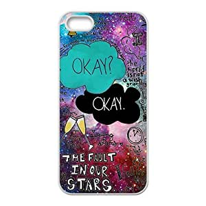 Beautiful Space Cell Phone Case for Iphone 5s