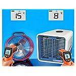 LEDLUX-ESE017-Mini-Condizionatore-Ventilatori-Portatile-Climatizzatore-Umidificatore-Ad-Acqua-Con-USB-Air-Cooler-Dispositivo-di-Raffreddamento