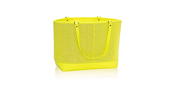Thirty One Style Setter in Citron Pop Petal Punch 8406 Hostess Exclusive