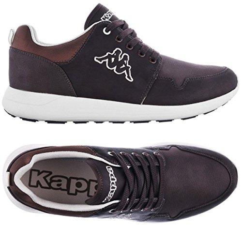 Kappa ABEKEM 7 BROWN-OFF WHITE