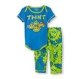 TMNT Teenage Mutant Ninja Turtles Baby 2-Piece