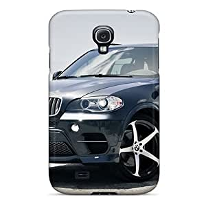 New Tpu Hard Case Premium Galaxy S4 Skin Case Cover(bmw X5)