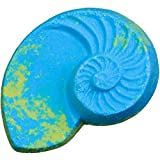 Seashell Ocean Scented 3.7 Ounce Fizzing Bath Bomb Pack of 2