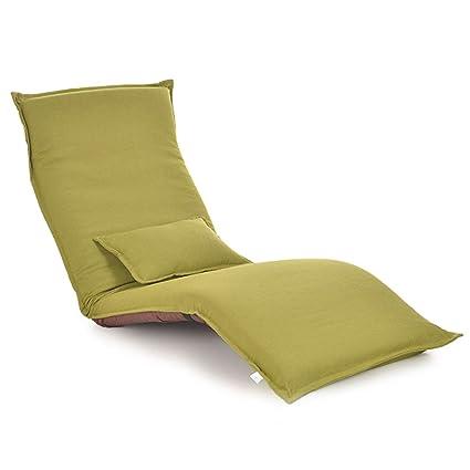 Amazon Com Feifei Folding Floor Sofa Chair Adjustable Lazy Lounge