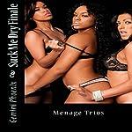 Menage Trios: Suck Me Dry, Book 4 | Gemini Phoenix,Dyphia Blount