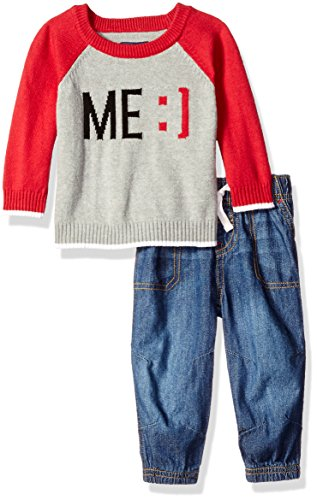 The Children's Place Baby Boys' Top and Pants Set