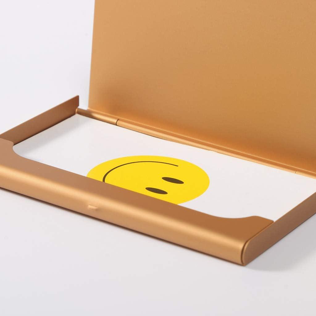 Amazon.com : Business Card Holder, Pocket Business Card Case Metal