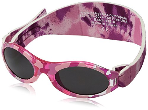 Baby Banz Sunglasses Infant Sun Protection - Ages 0-2 Years - THE BEST SUNGLASSES FOR BABIES & TODDLERS - Industry Leading Sun Protection Rating - 100% UV