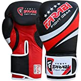 Boxing Gloves, Professional Quality Kickboxing, Muay Thai Bags Pads Workout Gloves