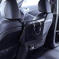 eing Car Mesh Organizer,Seat Back Net Bag,Barrier of Backseat Pet Kids, Driver Storage Netting Pouch,Cargo Tissue Purse…