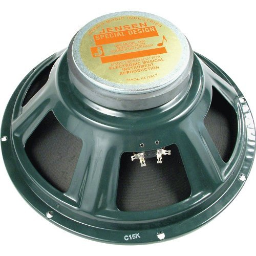 Jensen Vintage C15K16 15-Inch Ceramic Speaker, 16 ohm by Jensen