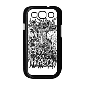 Fashion Bring Me to The Horizon Personalized Samsung Galaxy S3 i9300 Hardshell Snap-on Case Cover by ruishername