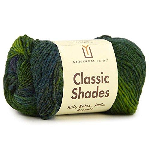 Yarn Shades (Universal Yarn Classic Shades 704 Yarn, Reef)