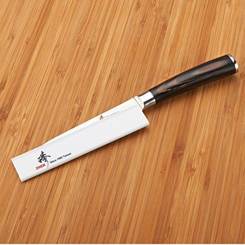Zhen Kitchen Knife Cover, 3.8 cm x 21 cm (1-1/2'' x 8-1/4'') by ZHEN (Image #1)