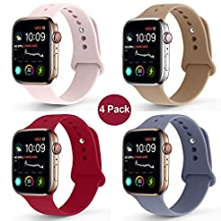 NUKELOLO Sport Band Compatible with Appl...