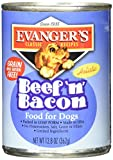 Classic Dog Can Bf Bacon 12×13