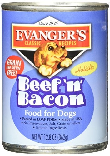 Classic Dog Can Bf Bacon 12x13