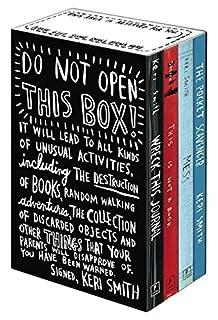 Keri Smith Deluxe Boxed Set (0399168176) | Amazon price tracker / tracking, Amazon price history charts, Amazon price watches, Amazon price drop alerts