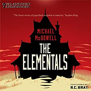 The Elementals Hörbuch