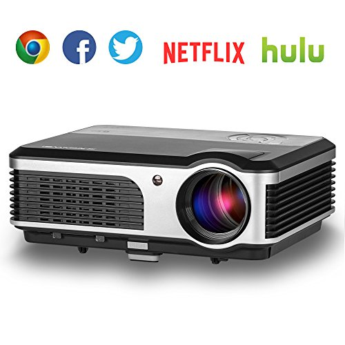 eug wireless projector 2600 lumens specs comparison