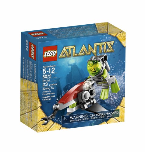 LEGO 8072 Atlantis Sea Jet