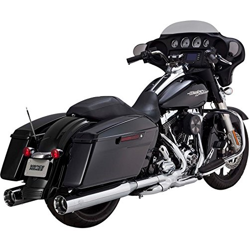Vance And Hines Slip Ons - 7