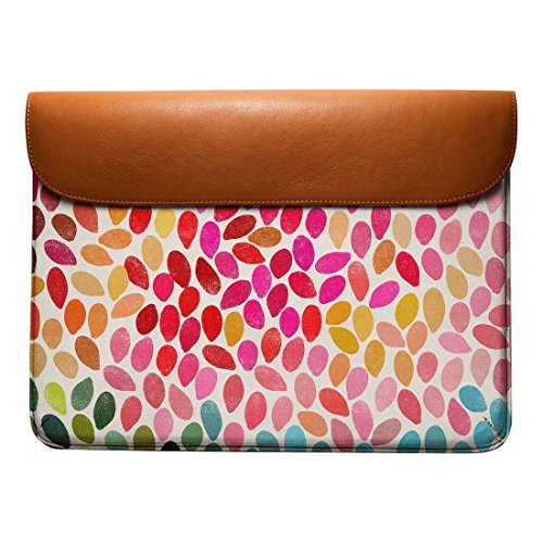 MacBook 13 Beans Air Envelope Real Multicolour Pro Sleeve DailyObjects For Raining Leather Owf8q8