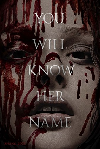 Carrie 2013 S/S Movie Poster 11.5x17