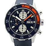 IWC Aquatimer automatic-self-wind male Watch IW376704 (Certified Pre-owned)