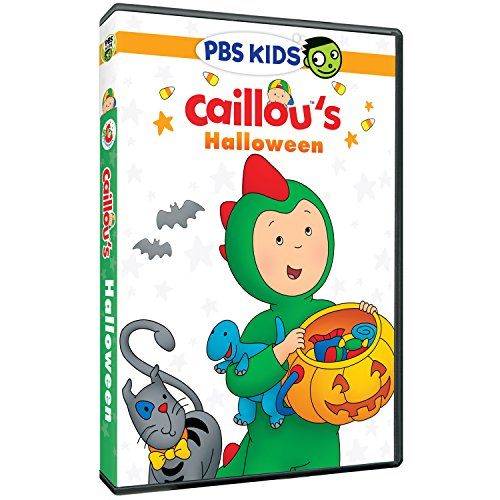 [Caillou: Caillou's Halloween] (Standing Ovation Movie Costumes)
