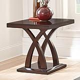 Steve Silver Company Jocelyn End Table, 24 W x 24 D x 24 H