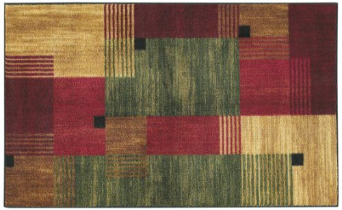 Mohawk Home New Wave Alliance Geometric Printed Area Rug, 2'6x3'10, Multicolor