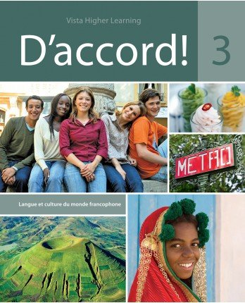 Read Online D'Accord 3 - Student Edition, Supersite Code and Cahier Interactif Code PDF