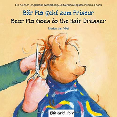 Bär Flo Geht Zum Friseur Bear Flo Goes To The Hair Dresser