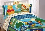 Winnie the Pooh Sounds Like a Mystery Twin Comforter