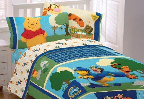 (Winnie the Pooh Sounds Like a Mystery Twin Comforter)