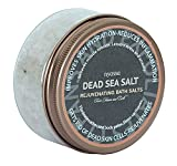 What makes the Dead Sea Salt so good for you? The Dead Sea lies in the bottom of a deep valley. It is actually a part of a much larger sea that was left over 2 million years ago. Sitting at 1300 feet below the sea level, this is the lowest natural pl...