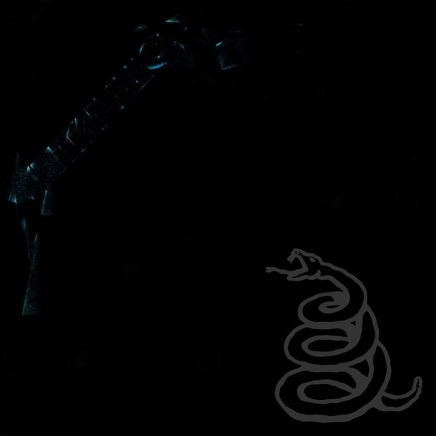 Metallica - Metallica (The Black Album) - Amazon.com Music