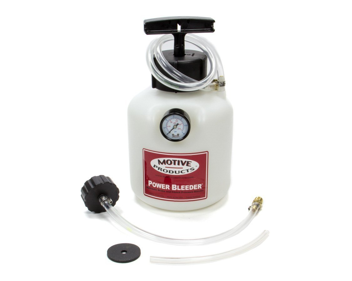 Motive Products 0100 Brake Power Bleeder System