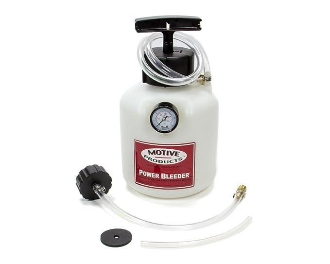1110 Motive Products 25mm Threaded Classic British Brake Reservoir Adapter