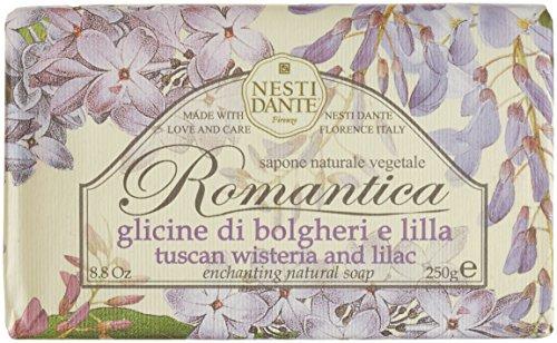 Nesti Dante Romantica Enchanting Natural Soap - Tuscan Wisteria & Lilac 250g/8.8oz ()