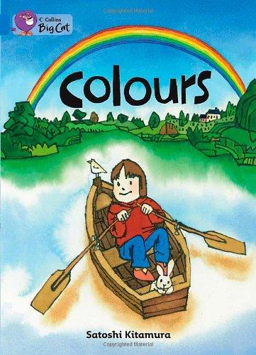 Colours Workbook (Collins Big Cat)