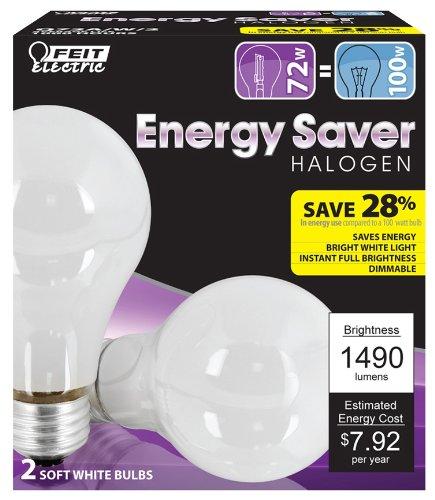 Halogen Energy Saver Lamps - 4