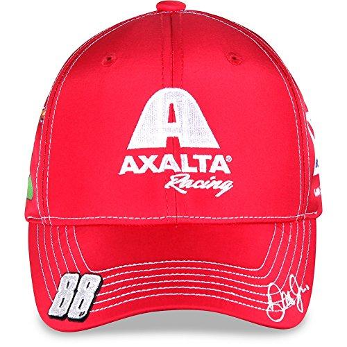 NASCAR Adult-Driver/Sponsor-Uniform-Adjustable Hat/Cap-Dale Earnhardt Jr. #88-Axalta
