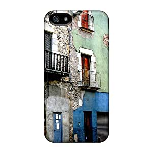 VzZ38779BDzC Cases Covers Mediterran Lane Iphone 5/5s Protective Cases